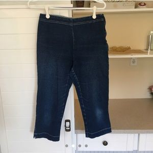 Vintage Tommy Hilfiger Capri Pants